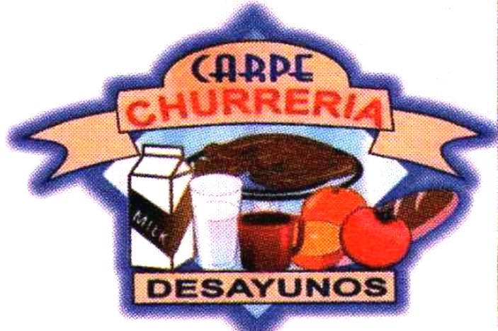 CHURRERÍA CARPE